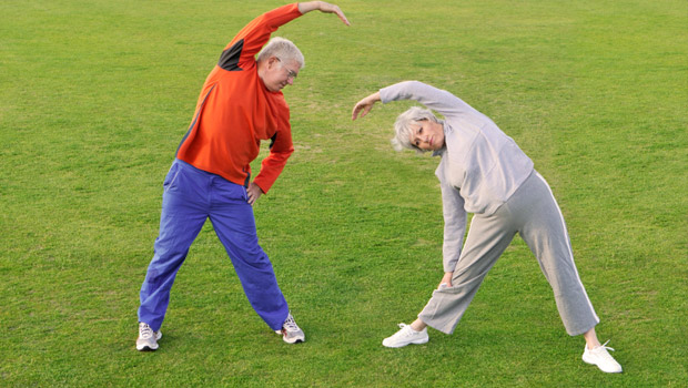 walking vs jogging in the elderly   benefits and safety