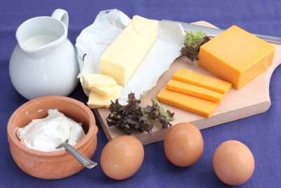 Vitamin D in Food and Supplements For Strong Bones in the Elderly