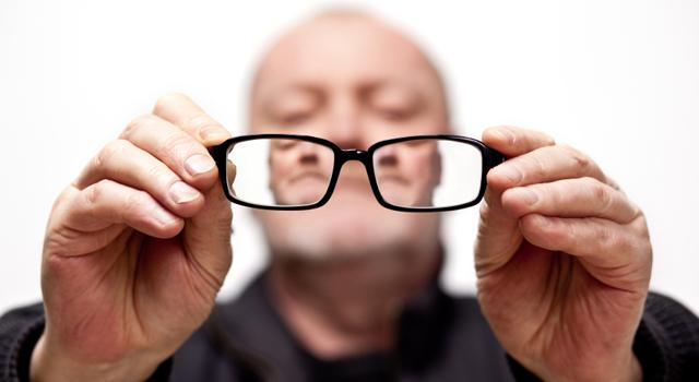 Eyesight Problems in the Elderly