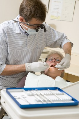 Dental Problems in Elderly