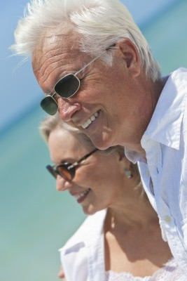 Sunglasses for Eye Protection in the Elderly