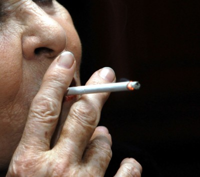 Cigarette Smoking in the Elderly