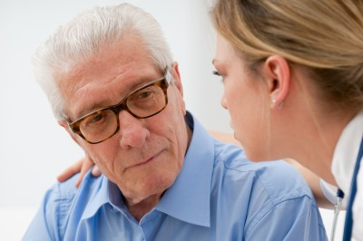 Difficulty Swallowing (Dysphagia) in the Elderly