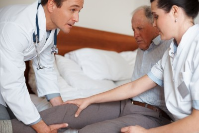 Swelling of the Legs in the Elderly, Reasons, Causes and Treatments