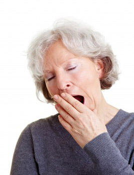 Excessive Yawning in the Elderly