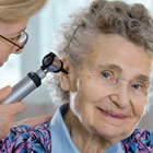 Presbycusis (Age-Related Hearing Loss) in the Elderly