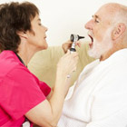 Denture Stomatitis (Mouth Irritation) in the Elderly