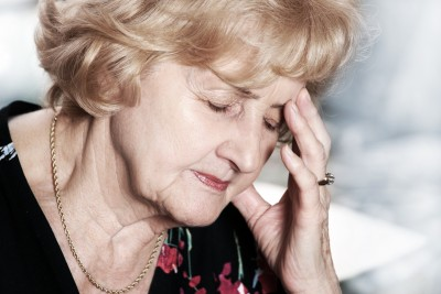 Persistent Nausea in the Elderly