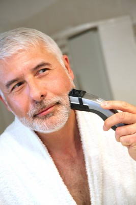 Hair Shaving Tips and Skin Care for Elderly Men