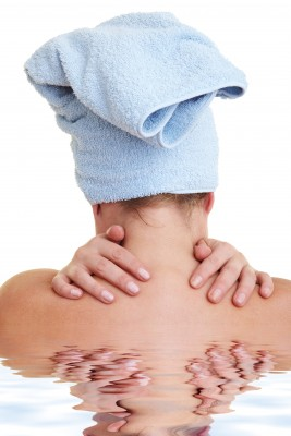 Bathing Tips for Elderly Osteoporosis Patients